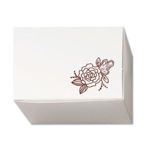 Peony Cake Box