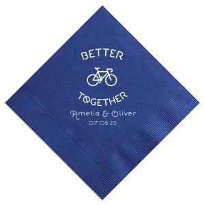 Better Together Bike Napkin