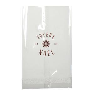Joyeux Noel Snowflake Bag