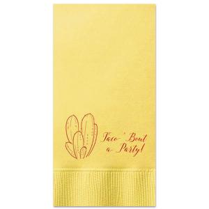 Taco 'Bout a Party Napkin