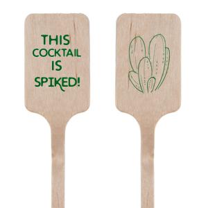 Spiked Stir Stick