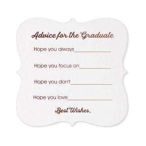Graduate Advice Coaster