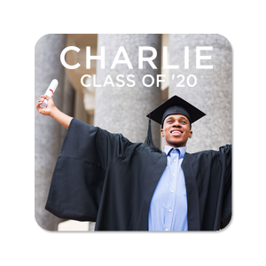 Class Of Photo/Full Color Coasters