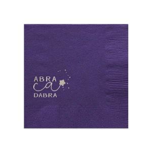 Abracadabra Napkin