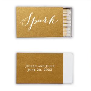 Spark Wedding Match