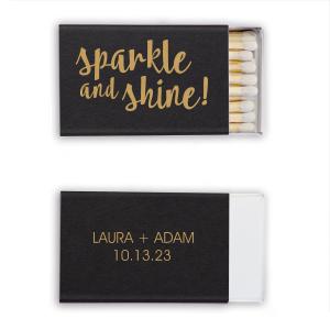 Sparkle and Shine Match