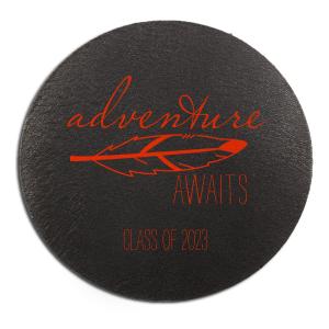 Boho Graduation Coaster