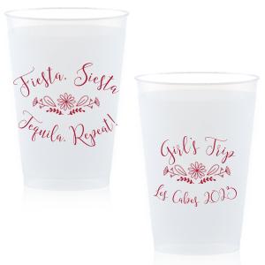 Fiesta, Siesta, Repeat Frost Flex Cup