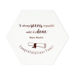 Graduation Mandela Quote