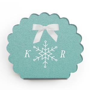 Snowflake Initial Box