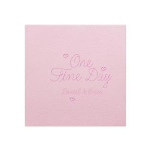 One Fine Day Napkin