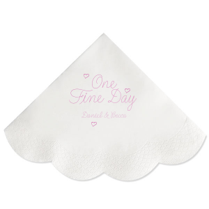 One Fine Day Napkin