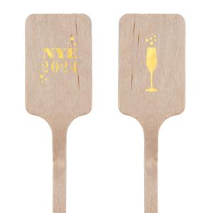 NYE Champagne Stir Stick