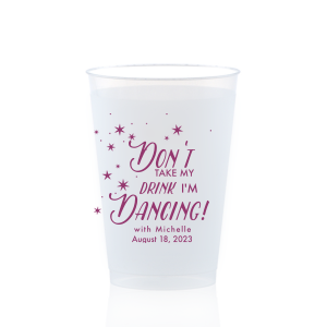 Star Drink Frost Flex Cup