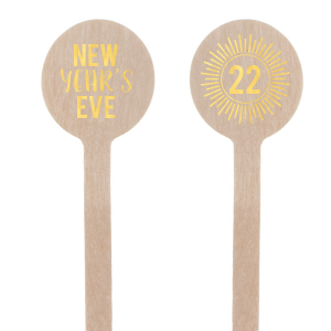NYE Burst Stir Stick