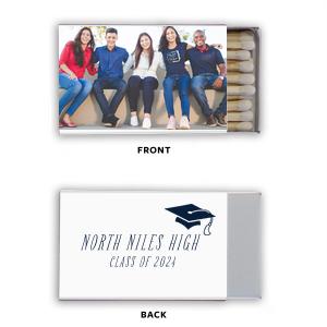 Graduation Cap Photo/Full Color Match