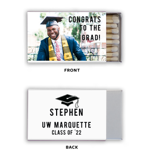 Graduate Photo/Full Color Match