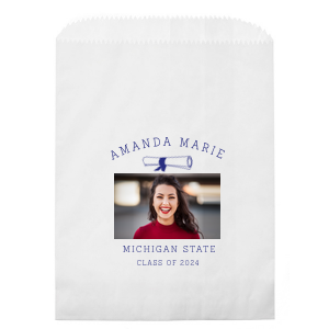 Diploma Photo/Full Color Party Bag