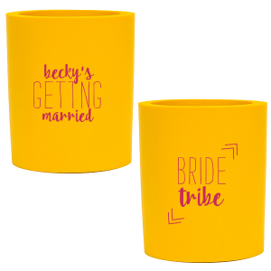 Arrow Bride Tribe Can Cooler