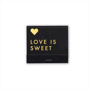 Love Is Sweet Match