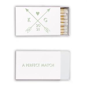 Arrow Initial Match