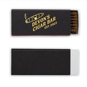 Cigar Bar Match