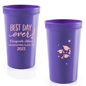 Best Day Ever Grad Stadium Cup