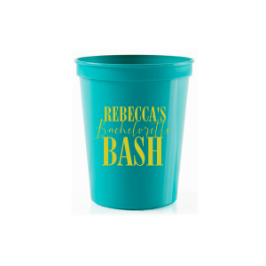 Bachelorette Bash Stadium Cup