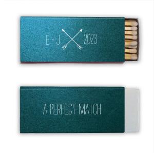 Arrow Monogram Match