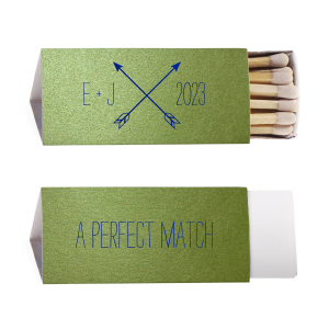 Arrow Monogram Match