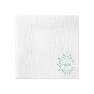 Sun Framed Napkin