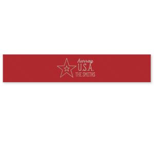 Hurray USA Ribbon