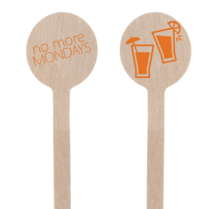 No More Mondays Stir Stick