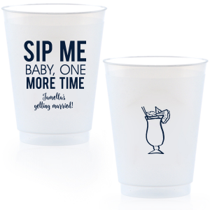 Modern Type Cup