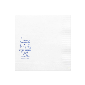 Love Laughter 2 Napkin