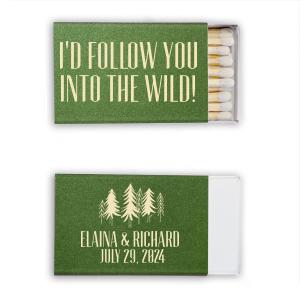 Forest Wedding Matches