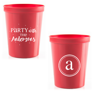 Family Party Cup