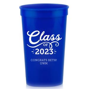 Swirly Class Stadium Cup