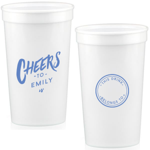 Cheers Belongs To Stadium Cup