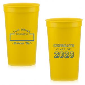 Bottoms Up! Class Stadium Cup