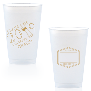 Diploma Class Of Frost Flex Cup