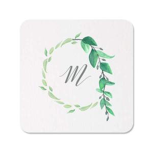 Leaf Drape Photo/Full Color Coaster