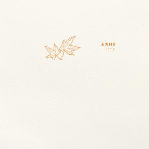 Two Leaves Foil Envelope