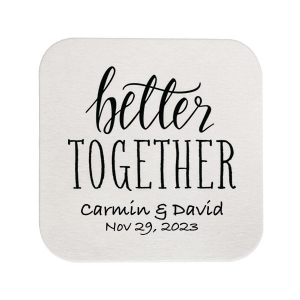 Better Together Coaster