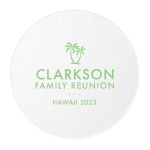 Palm Tree Reunion Coaster