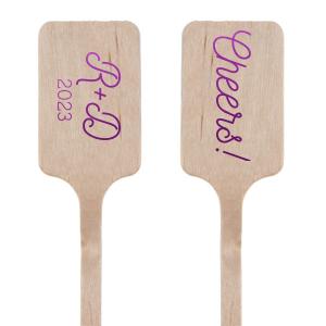 Couple Cheers! Stir Stick