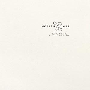 Painterly Letterpress Envelope