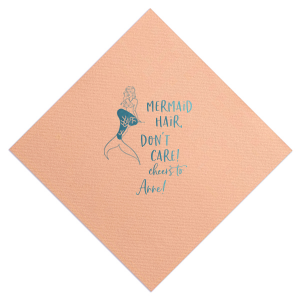 Mermaid Hair Napkin