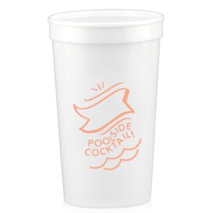 Poolside Drink Stadium Cup