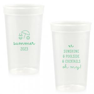 Summer Sun Stadium Cup
